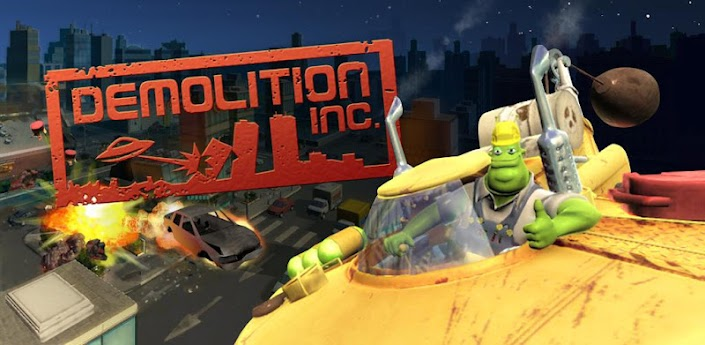 Demolition Inc. THD apk