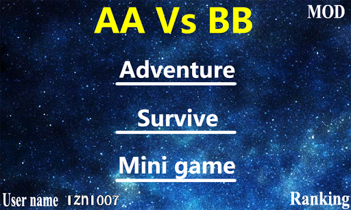 AA VS BB