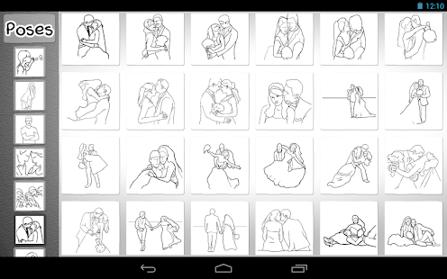 Posing App - screenshot thumbnail