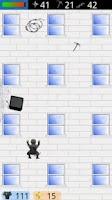 Screenshot of Ninja Climbing