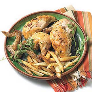 Peruvian Roast Chicken.