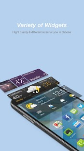 GO Weather Forecast & Widgets - screenshot thumbnail