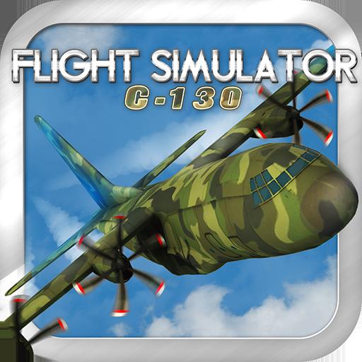 C130 Aircraft Flying Simulator
