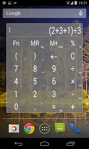 Calculator Widget Themes PRO