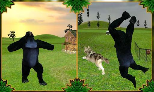 愤怒的大猩猩攻击模拟器