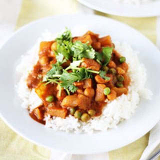 Easy Slow Cooker Chicken Curry