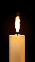 Screenshot of Candle for Birthday Sensor