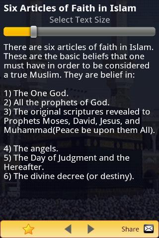 Islam - 30 Facts - screenshot