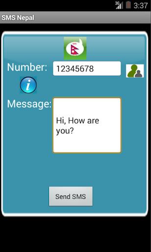 Free SMS Nepal