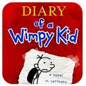 Diary of a Wimpy Kid - Novel icon