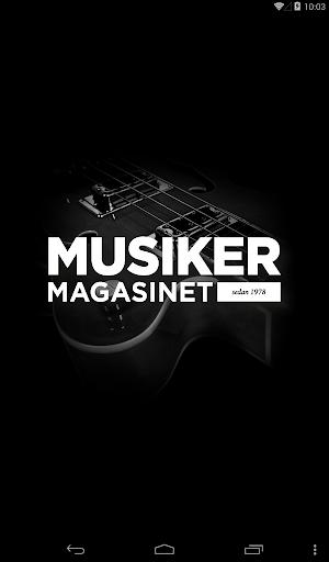 Tidningen Musikermagasinet