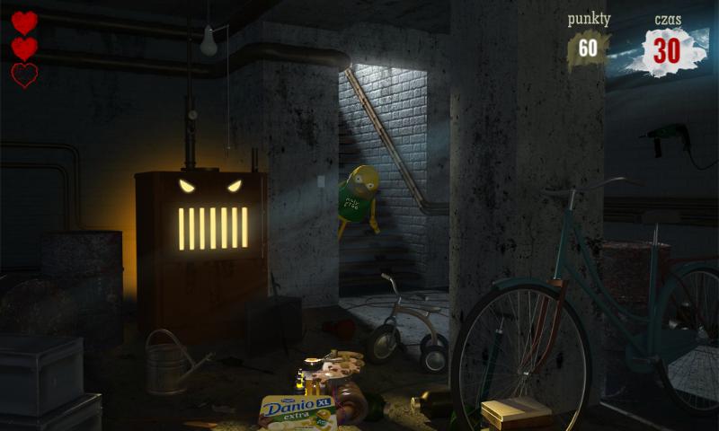 Mały Głód straszy! - screenshot