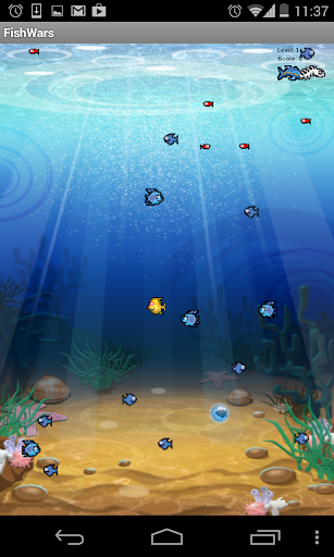 AndroFish Staging