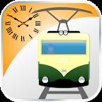 Chennai Train Timings (MRTS)