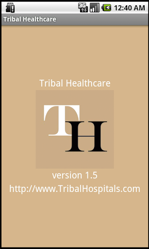 Tribal Healthcare Hospitals