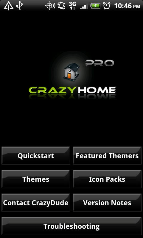 Crazy Home Lite- screenshot