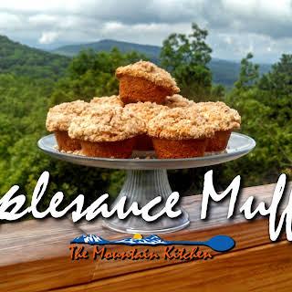 Applesauce Muffins.