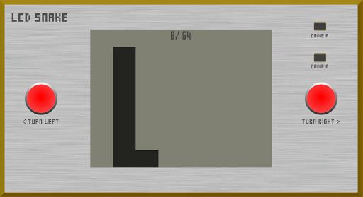 LCD Snake