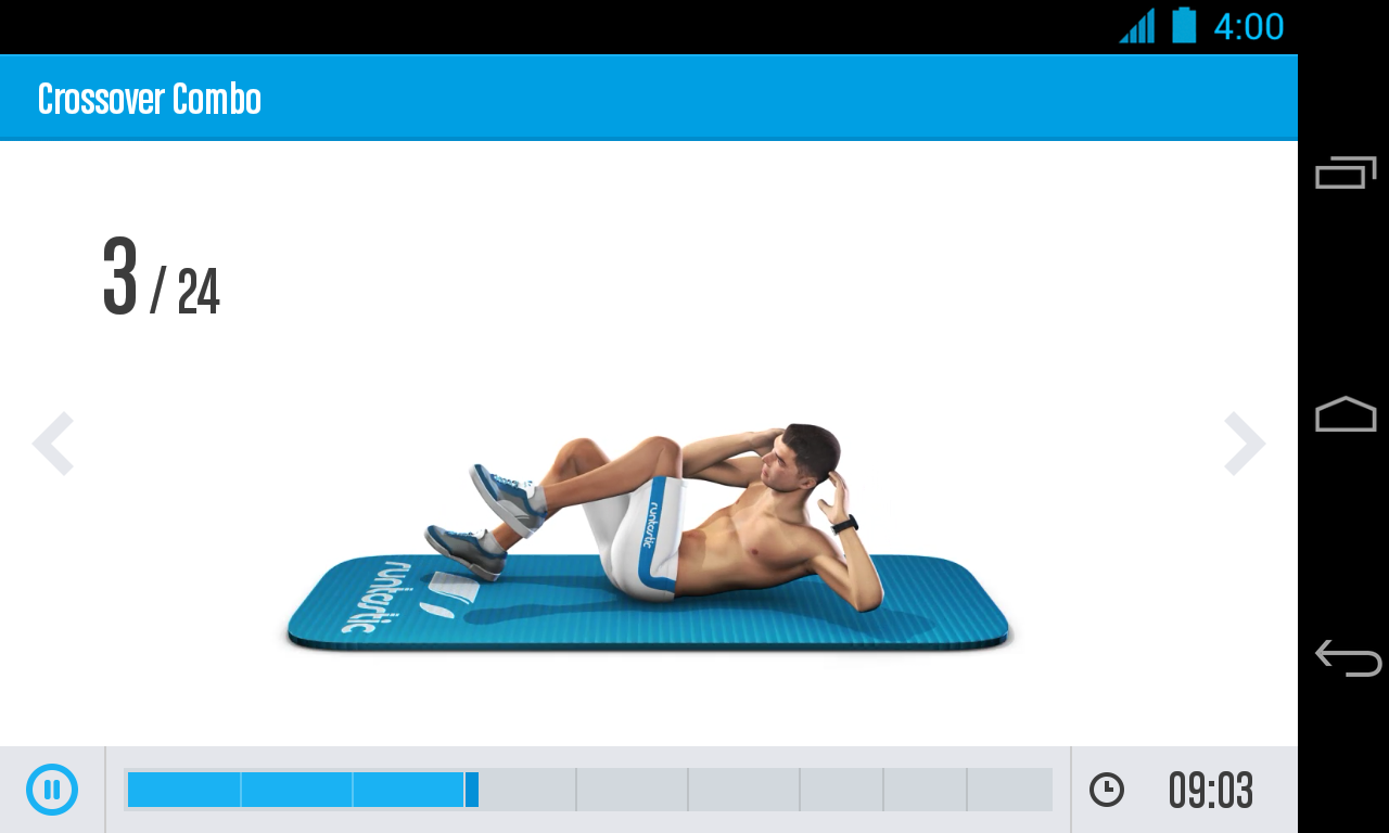 Abs workout tabata, hiit, fitness challenge app 1. 6. 7 download.