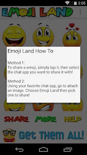 Emoji Land ™