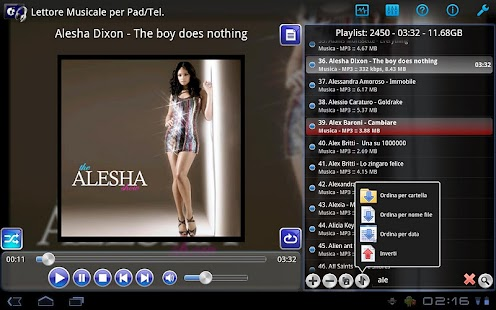 Lettore musicale per pad cell app android su google play - Lettore musicale wifi ...