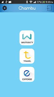 Chambu - Track warranty - náhled