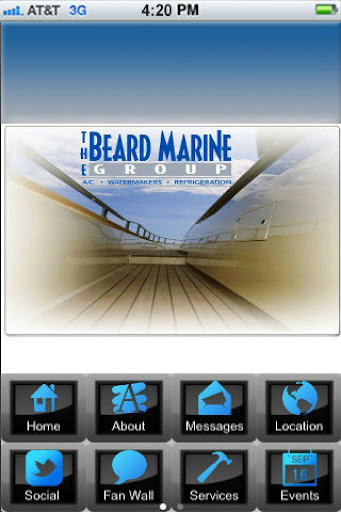 The Beard Marine Group OLD