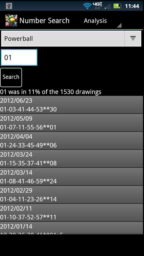 Virginia Lottery Pick 3