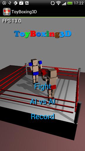 Toy Boxing 3D 1.1.4 Windows u7528 1