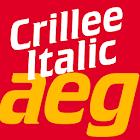 Crillee Italic FlipFont icon