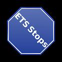 ETS Stops logo