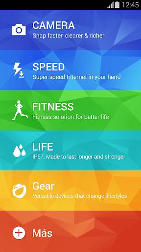 Experiencia Galaxy S5 -Español