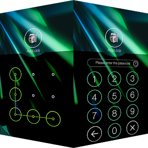 AppLock Theme Beam for Android