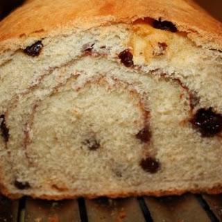 Dorie's Raisin Swirl Bread