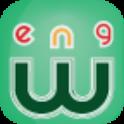 Eng Word - 깜박이 기능 영어 단어장 icon
