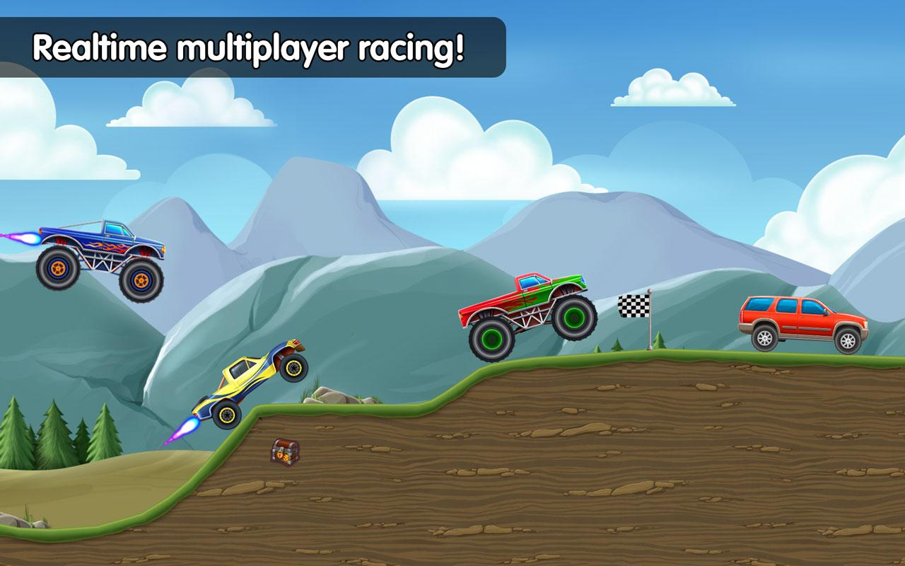 Race Day - Multiplayer Racing- screenshot
