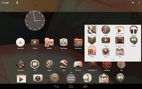 Kitkat 4.4 Atom theme - Applications Android et Tests - AndroidPIT