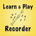 Learn and Play Recorder icon