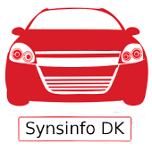 Synsinfo DK Nummerplade