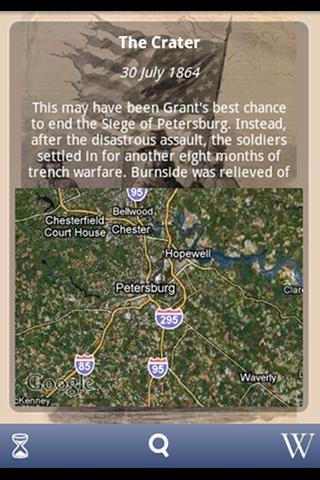 American Civil War Daily- screenshot