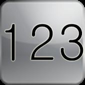 숫자 123 따라쓰기