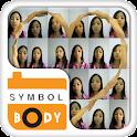 body symbol logo
