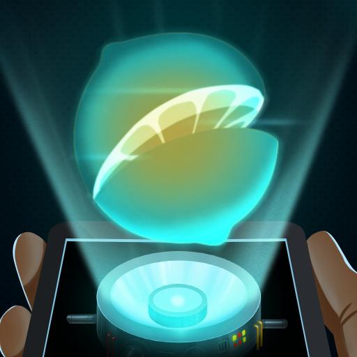 Hologram Projector Simulator 模擬 App LOGO-APP試玩