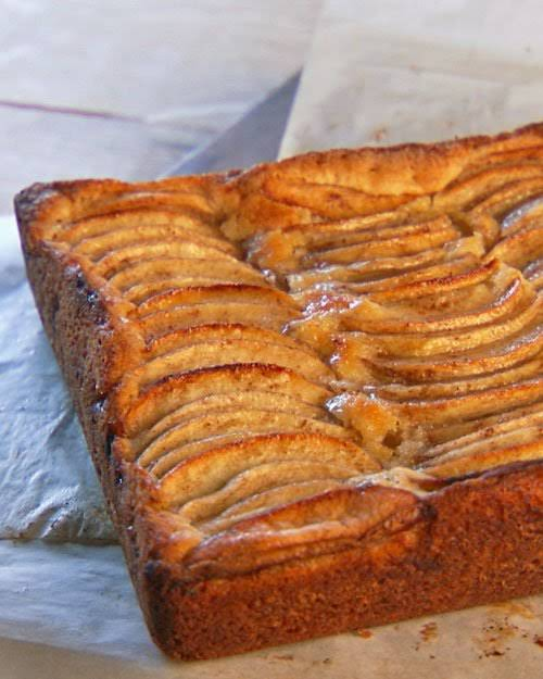 Passover Apple Cake Easy