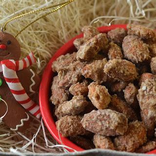 Cinnamon Almonds.