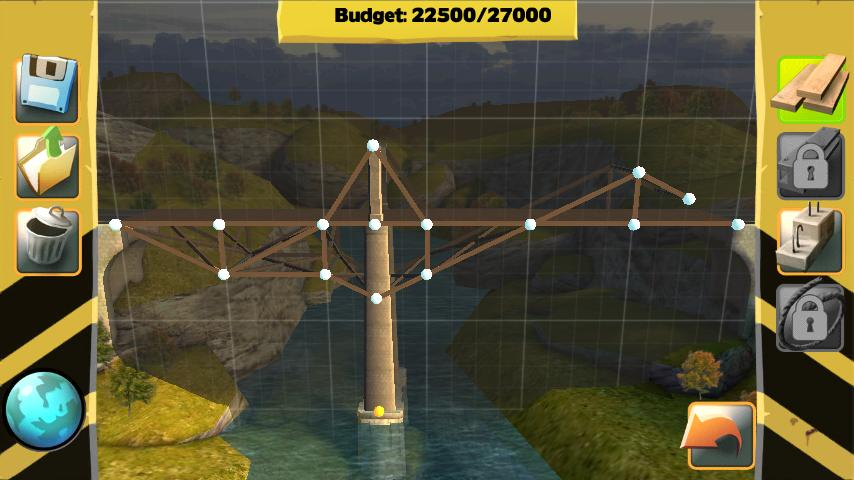 Bridge Constructor FREE screenshot #2