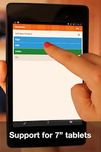 Organizy Pro Shopping List App v2.12.0