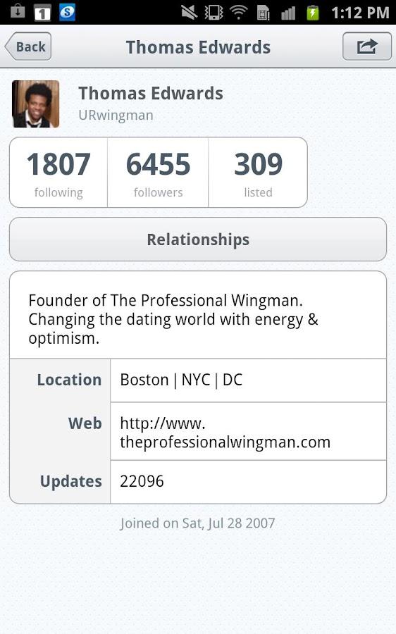 SocialEngage - screenshot