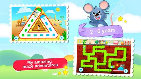 Toddler Maze 123 for Kids Free 2.4 screenshot 314741