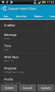 Alarm clock PRO v7.0.1